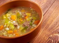 The Calories in Vegetable Barley Soup | LIVESTRONG.COM