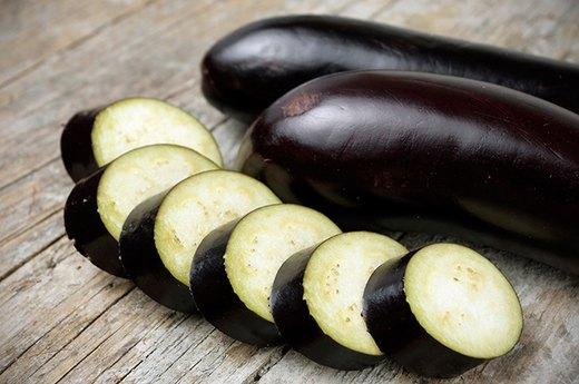 1. Eggplant
