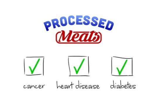 2. Processed Meats