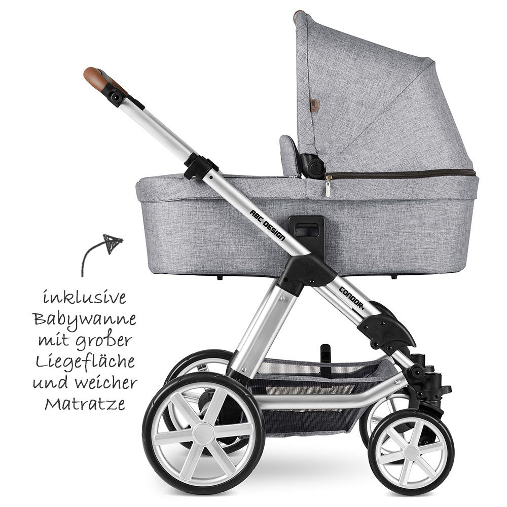 Kinderwagen Komplettset Ebay Abc Design 3in1 Kinderwagen Set Condor 4 Mit Babyschale