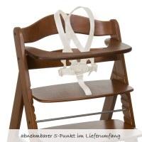 Hauck Hochstuhl Alpha Plus Holz - Newborn Set inkl ...