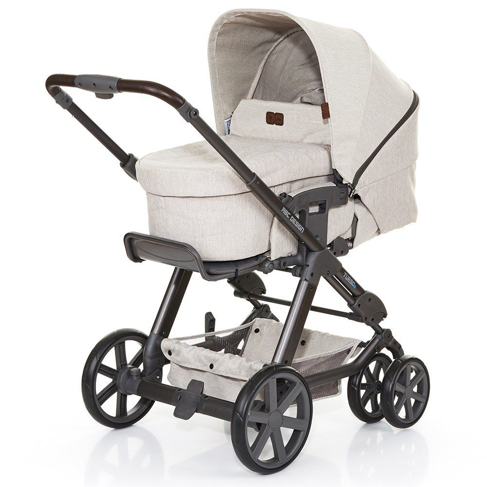 Abc Turbo 6 Zum Buggy Umbauen Abc Design Kombi Kinderwagen Turbo 6 Camel