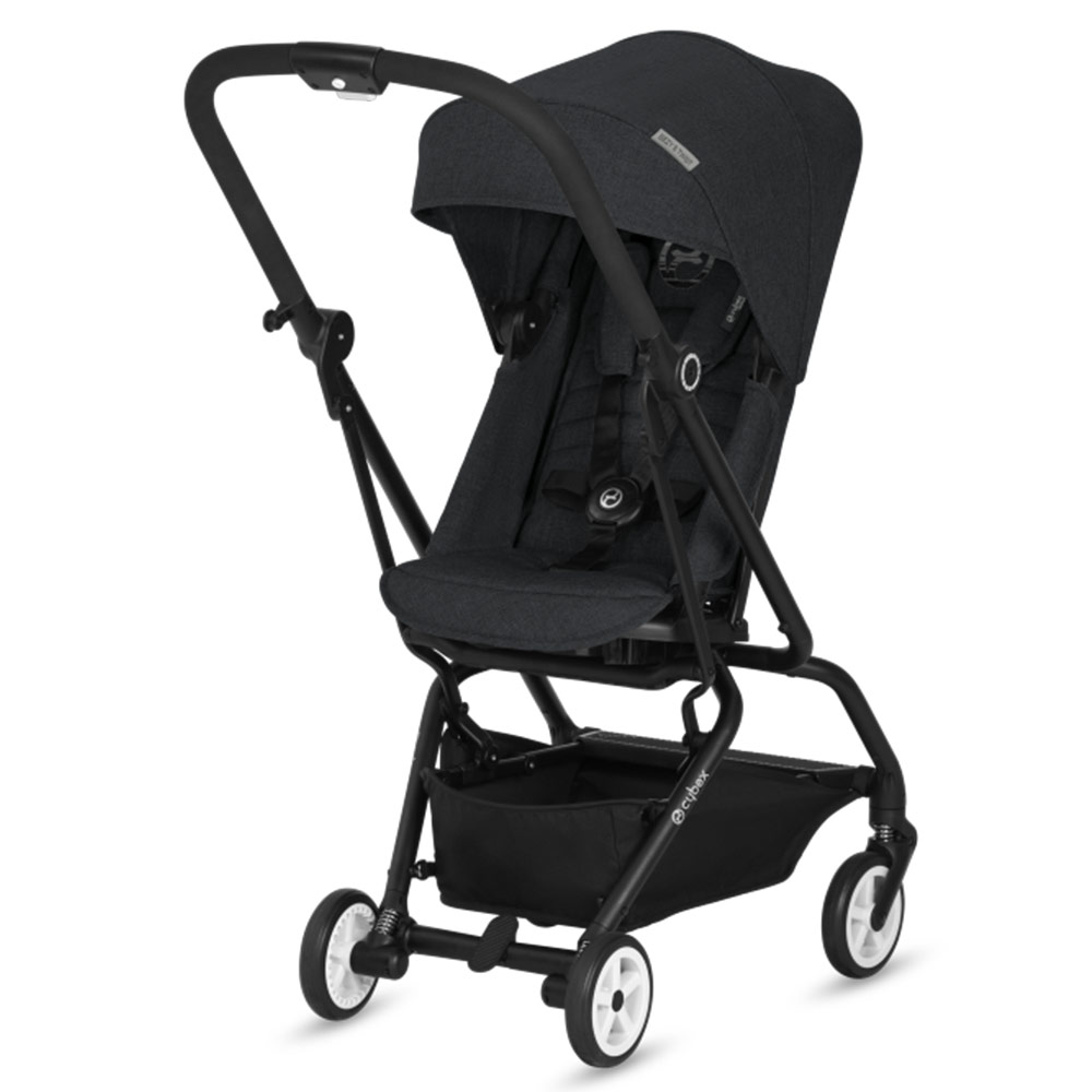 Cybex Buggy Liegeposition Cybex Buggy Eezy S Twist Lavastone Black Black Collection 2018