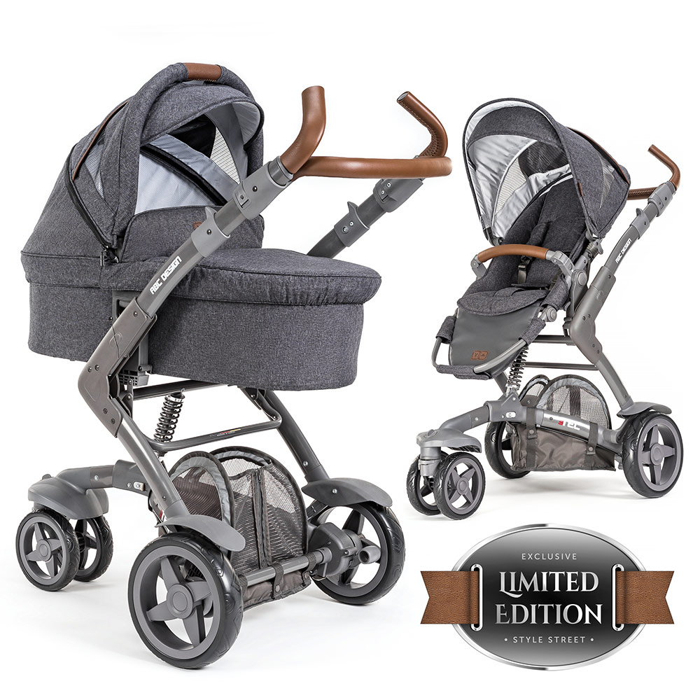 Porsche Design Kinderwagen Kaufen Abc Design Combi Pushchair 3 Tec Incl Carrycot Style Edition Street