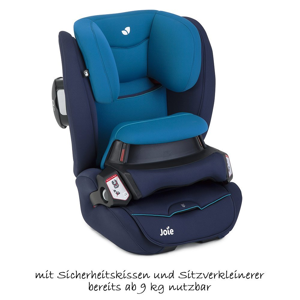 Kindersitz Joie Trillo Shield 9-36 Kg Joie Transcend Child Seat Caribbean Collection 2018