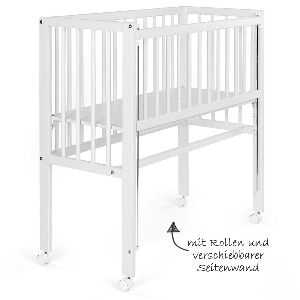 Beistellbett Wie Lange Fillikid Additional Bed Premium Vario 3in1 Also For Box Spring Beds White