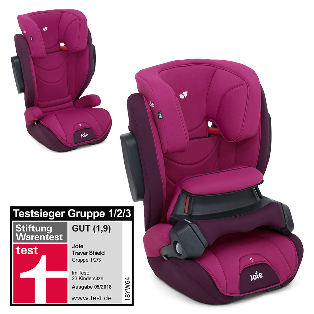Dahlia 3 Seat Fabric Sofa Joie Child Seat Traver Shield Dahlia Collection 2019