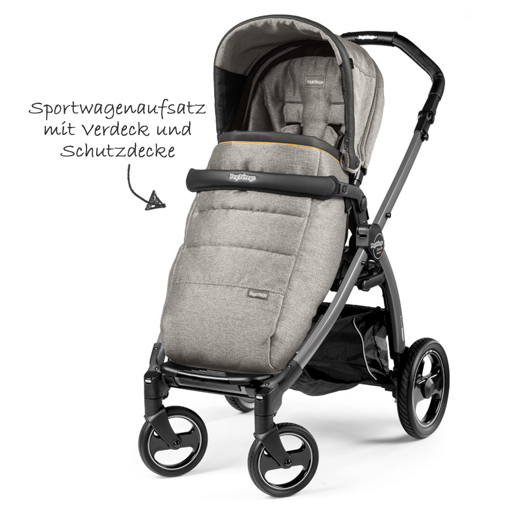 Komfort Buggy Book Von Peg Perego Peg Perego Stroller Set Book S Pop Up Modular Frame Jet Luxe Grey Collection 2018