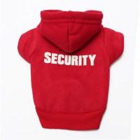 3 Colors Pet Dog Security Clothes Jumpsuit Puppy Costume ...