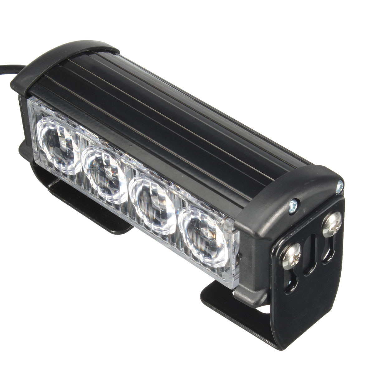 Danger Eclairage Led Paire 12v 4 Led Flash Stroboscopique Clignotant Danger