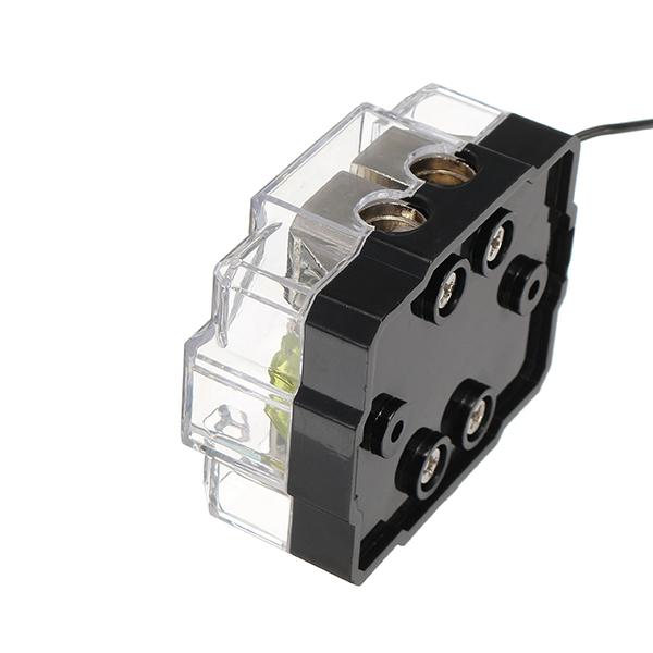 Wiring - Universal Car Digital LED Voltage Display Audio Amplifier
