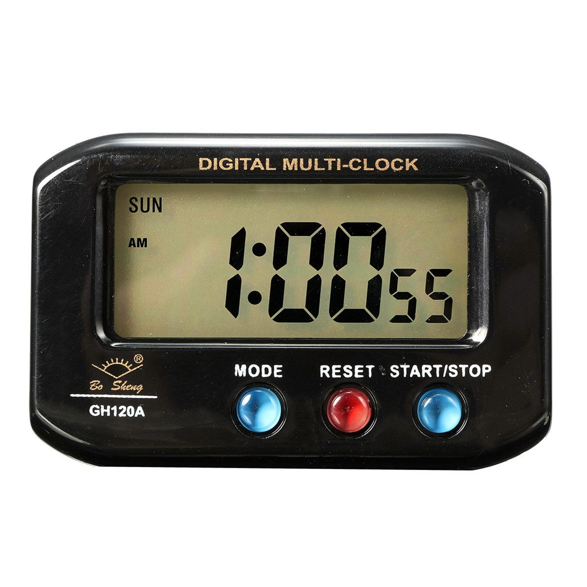 Digital Clock For Sale Lcd Digital Time Date Alarm Clock With Snooze Night Light