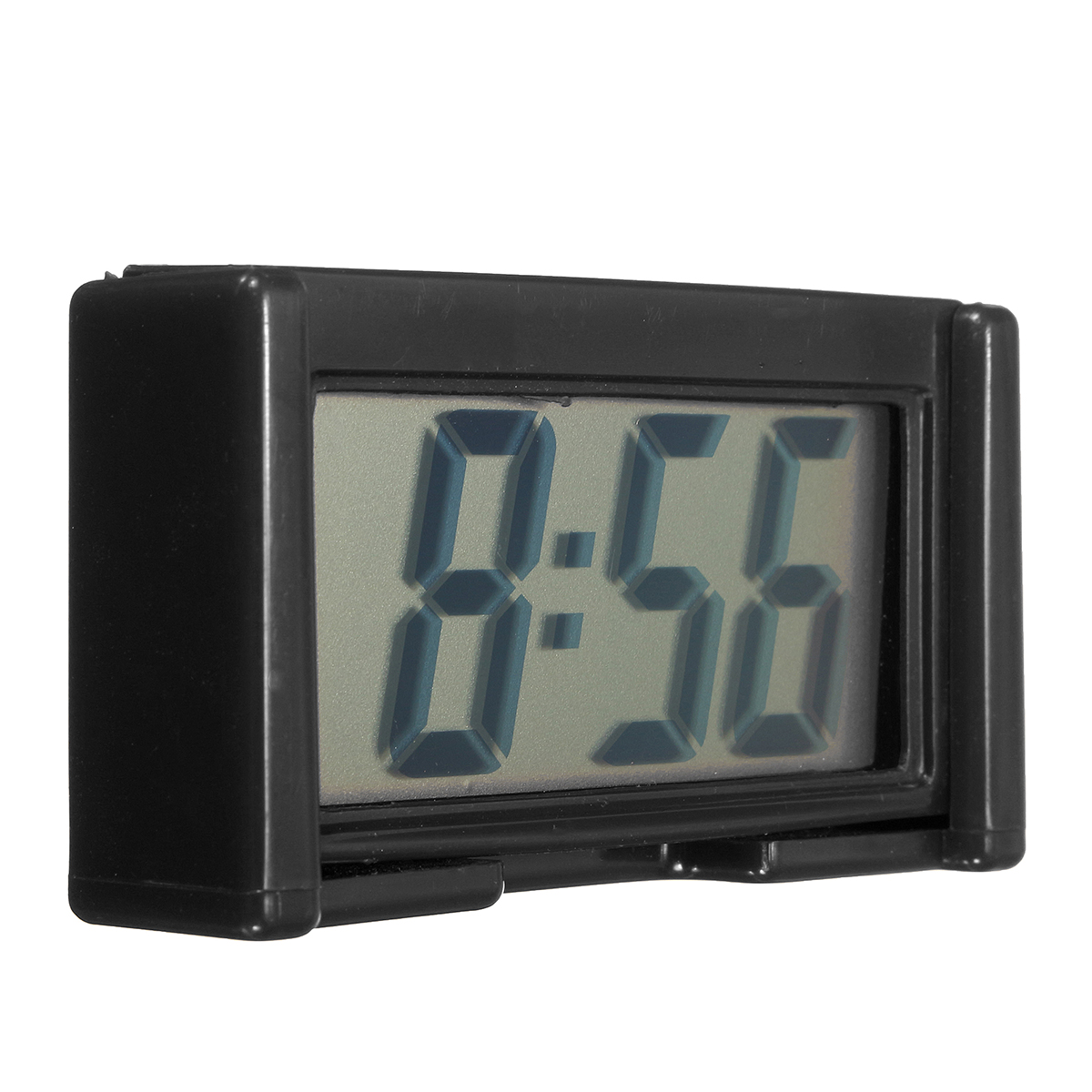 Digital Clock For Sale 4 Colors Automotive Digital Car Lcd Clock Self Adhesive