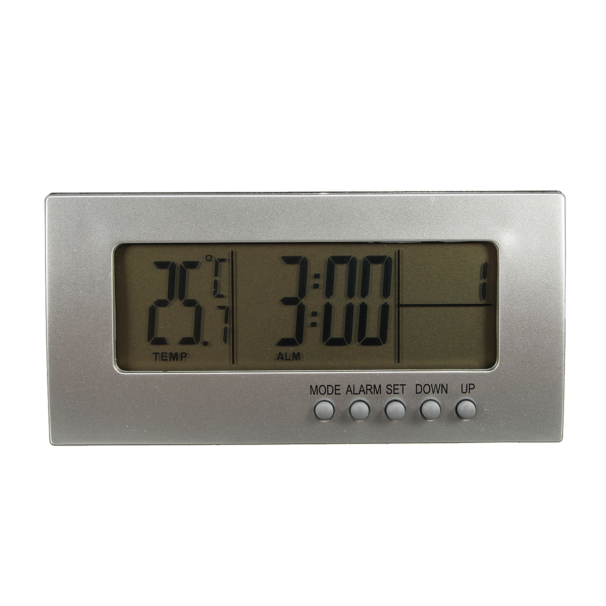 Digital Clock For Sale Digital Desk Alarm Clock Snooze Date Time Calendar