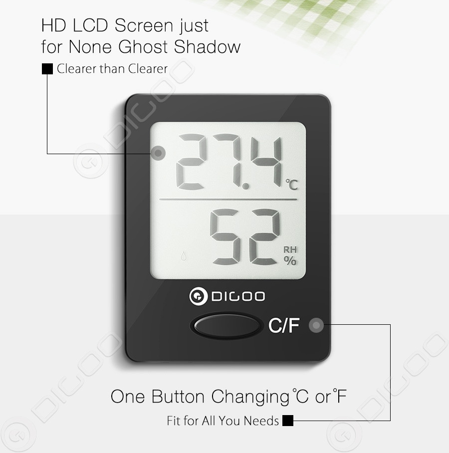 Dg Home Details About Digoo Dg Th1130 Home Comfort Digital Indoor Thermometer Hygrometer Temperature H