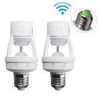 E27 Infrared PIR Motion Sensor Light Bulb Switch Holder