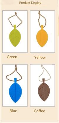 Creative Colorful Leaf Safety Door Stopper Home Door ...
