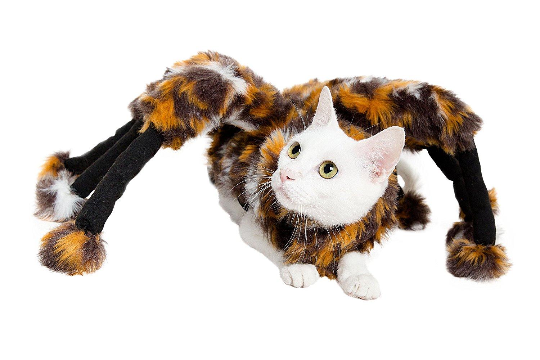 Pet Scared Mutant Costume Spider Tarantula Dog Cat Costume
