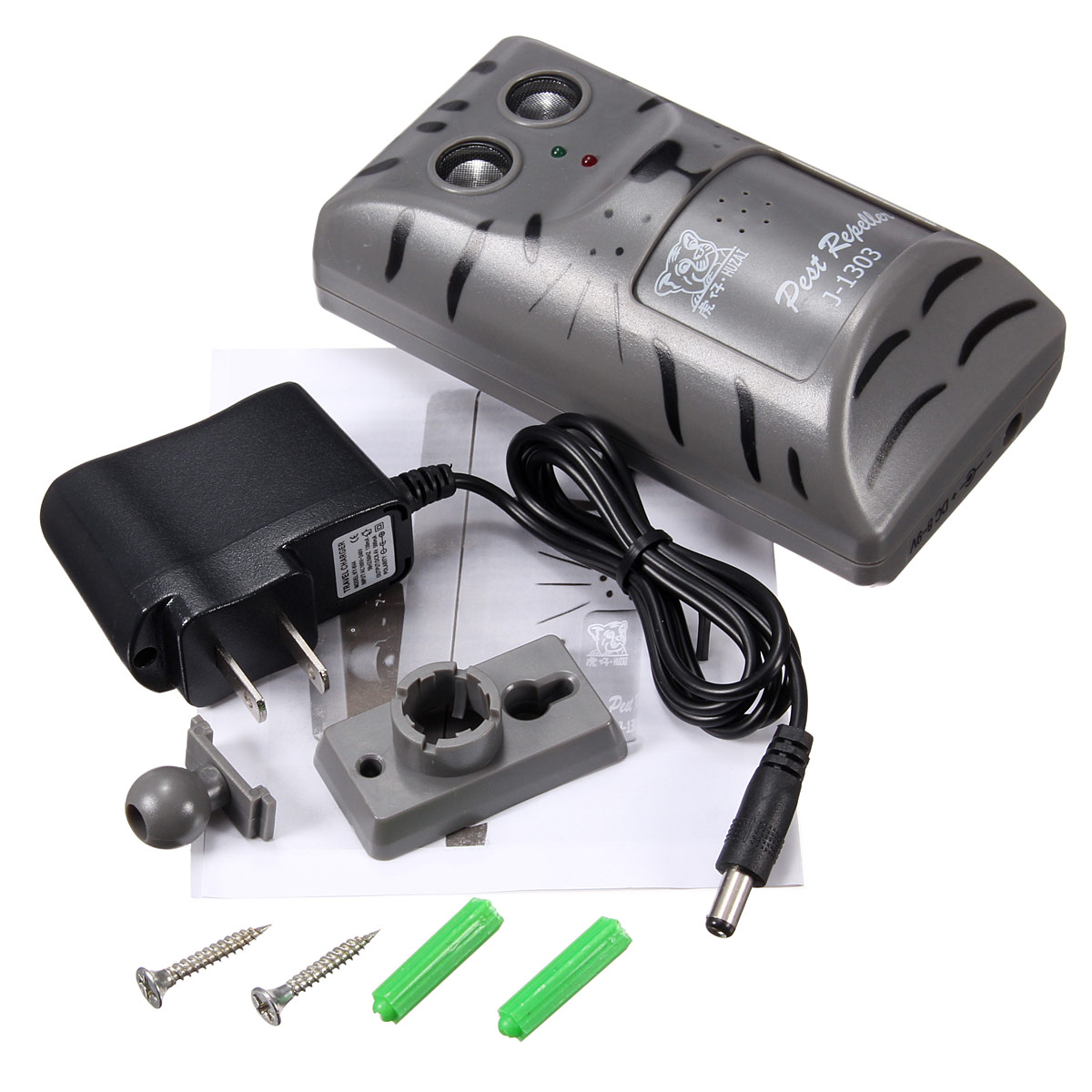 Electronic Ultrasonic Pest Rat Mouse Insect Rodent Control Auto Is The Circuit Diagram Of An Mosquito Repellerthe