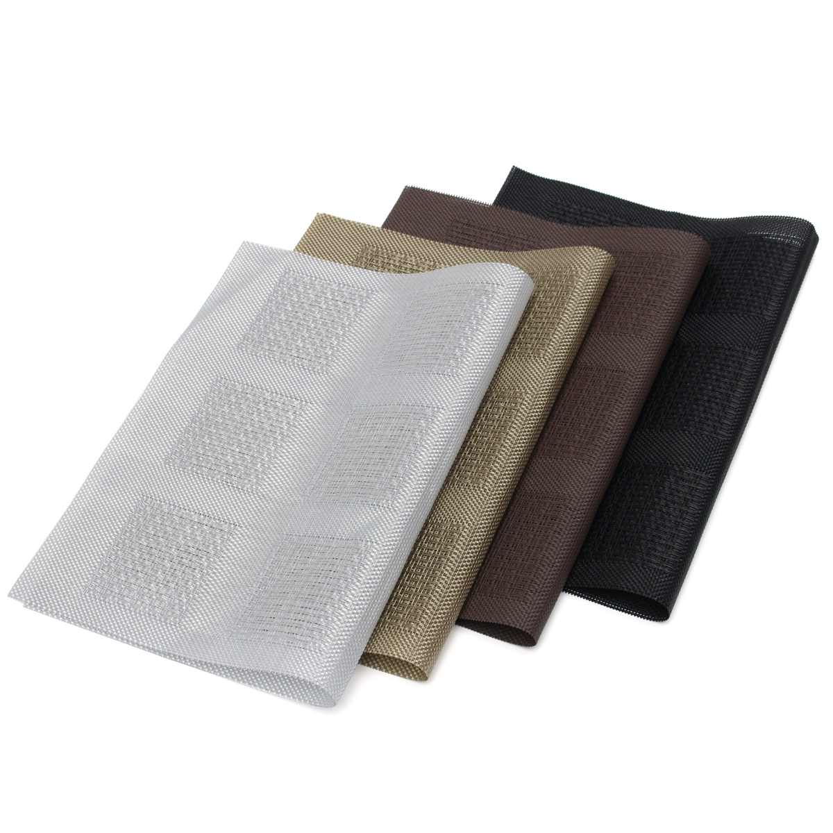 Heat Resistant Dining Table Mat Pad Placemat Pvc