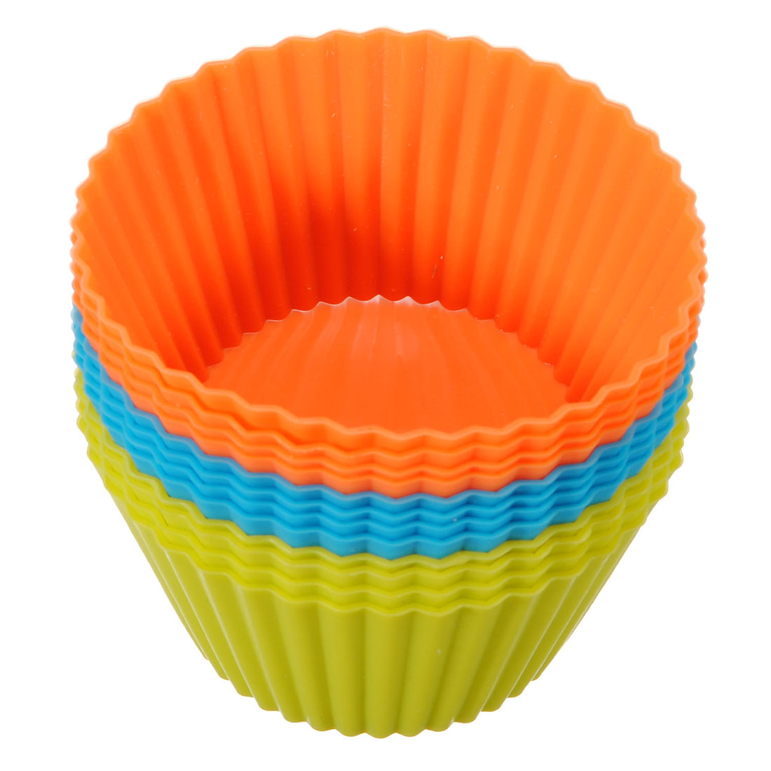 Keep Cups Wholesale Australia 12x Silicone Cake Muffin Chocolate Cupcake Cups Mold Us 3 65