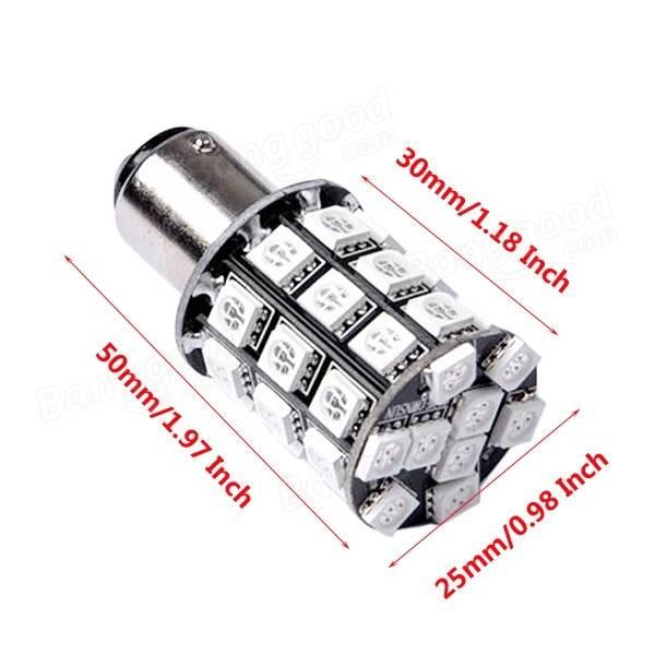 1157 light bulb ledningsdiagram
