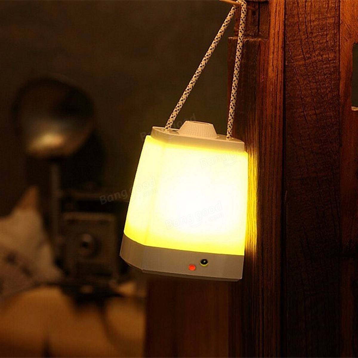 Rechargeable Night Lamp Rechargeable Dimmer Led Night Light Hanging Lamp Carry