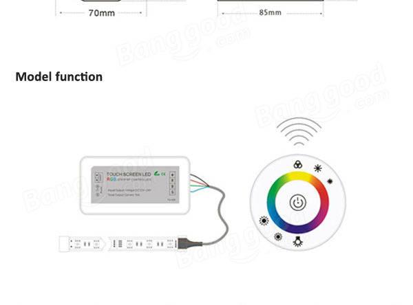 building rf remote control