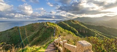 台灣最美的海邊步道
