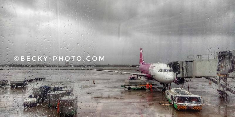 【日本機票】。搭樂桃航空去日本:行李尺寸、仙台機場回台灣《樂桃自助報到流程》