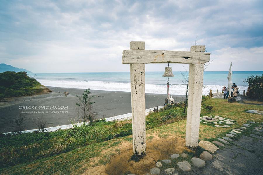 【花蓮】。壽豐鄉海邊景點:電影沉默「牛山呼庭」取景地