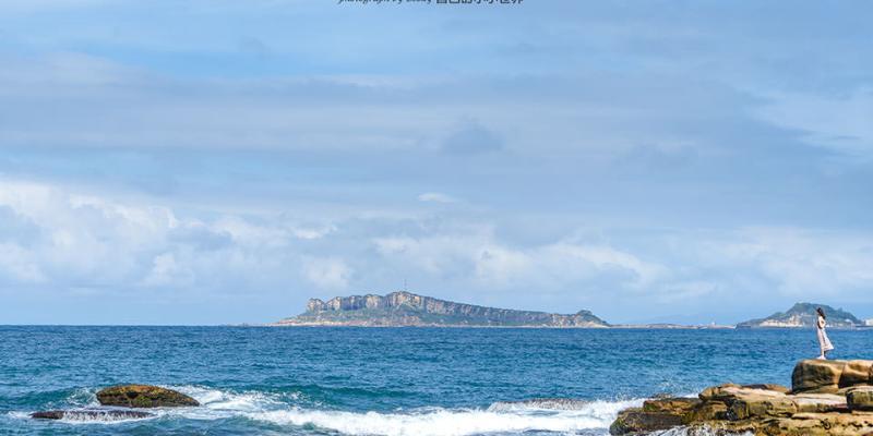 【新北】。不太神秘的金山水尾漁港神祕海岸@金山區看海
