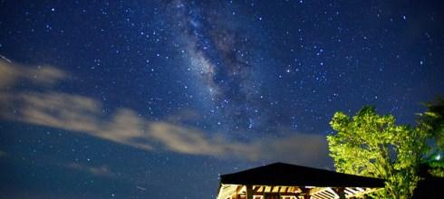 【台東】。有滿天星星銀河.有無敵山景.cp值高的金針山民宿『太麻里汾陽民宿』│台東住宿篇