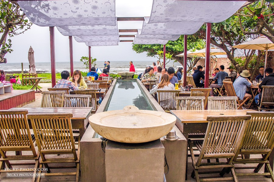 【台北】。海邊咖啡廳 三芝淺水灣 VILLA SUGAR │北海岸放空篇
