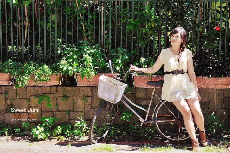 【人像】。Beauty 03W 青田街 / Jumi
