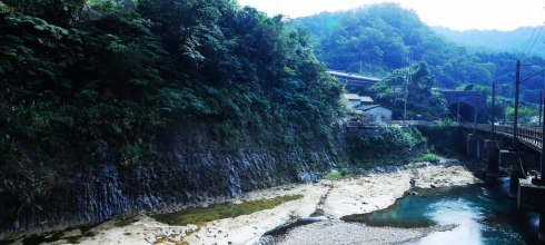 【台北】。三貂嶺步道瀑布群