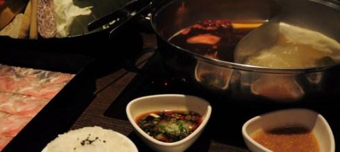 【台中】。 聚北海道昆布鍋