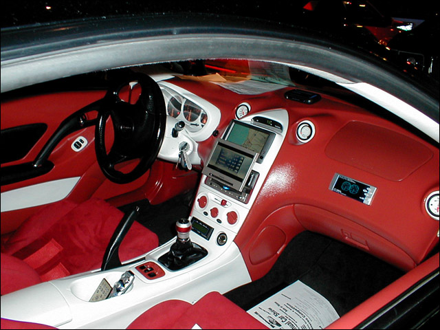 Microvezeldoek Interieur Auto Hot Import Nights Chicago 2002 - Benlevy.com
