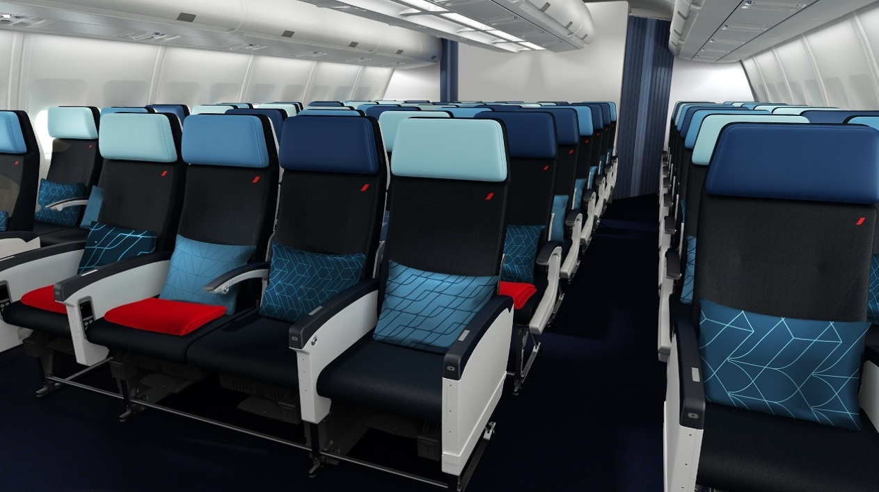 777 Interieur Siege Premium Economy Air France Boeing 777 300er Best