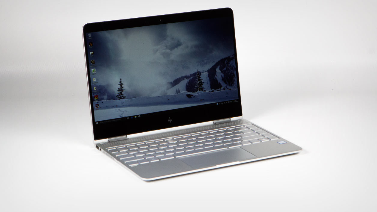 Tablette Tactile 13 Pouces Hp Spectre X360 13 13 W000nf Le Test Complet 01net