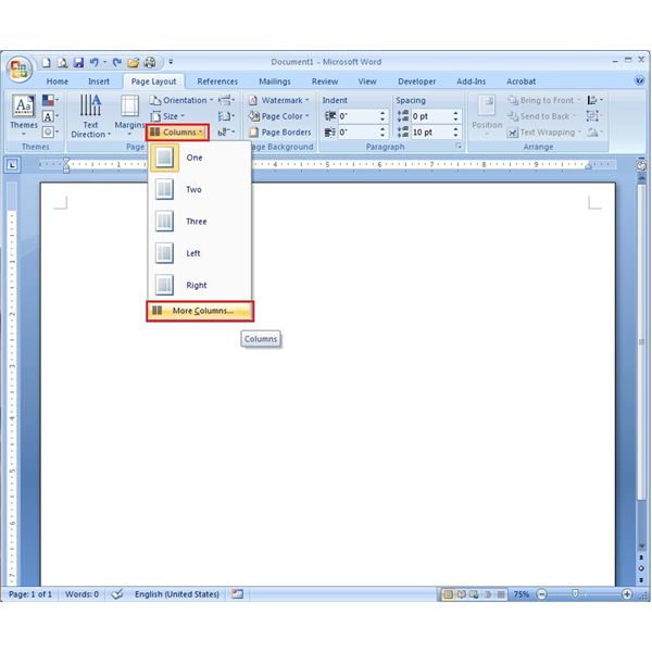 how to make a trifold on microsoft word - Leonescapers