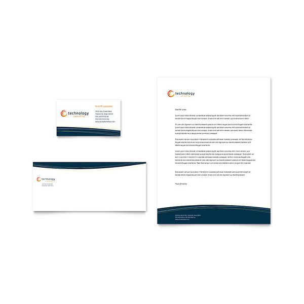Ten Best Free Business Letterhead Templates - Free Business Letterhead Template