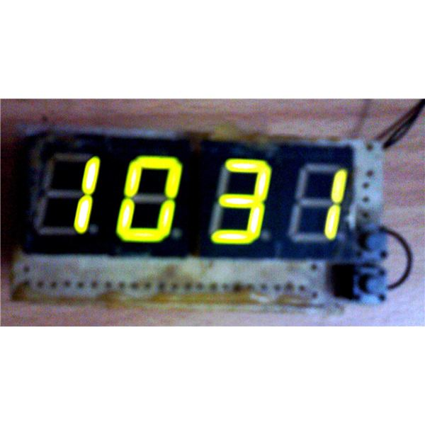 11 Pin Timer Wiring Diagram How To Build A High Quality Led Digital Clock