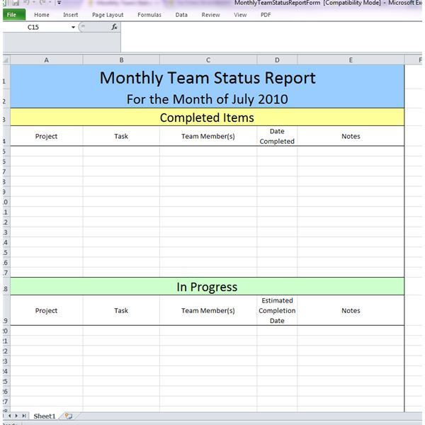 Helpful Templates and Forms for Collaborative Teams