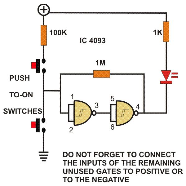 simple timer circuit projects