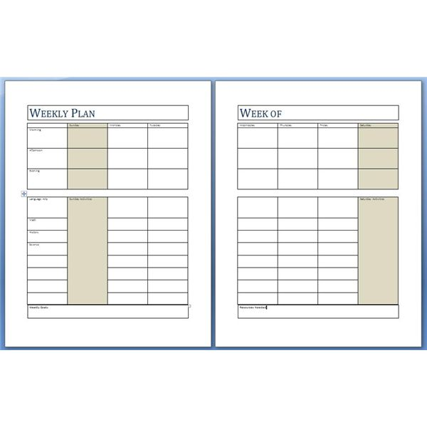 Organize Your Year with a Downloadable Homeschool Student Planner