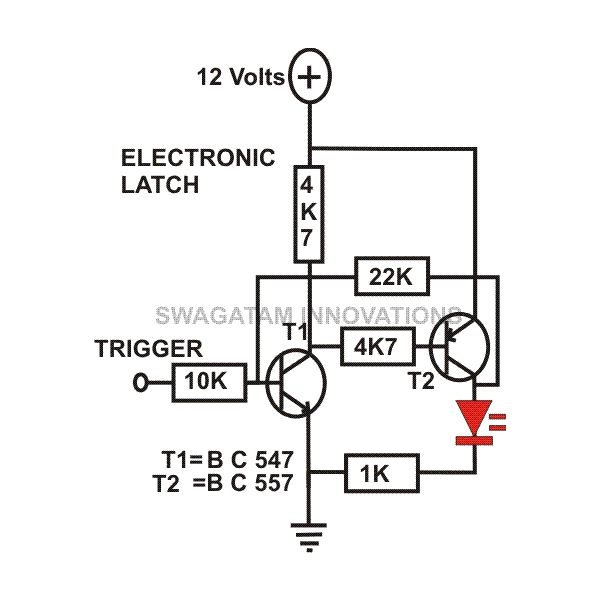 transistor switch circuits