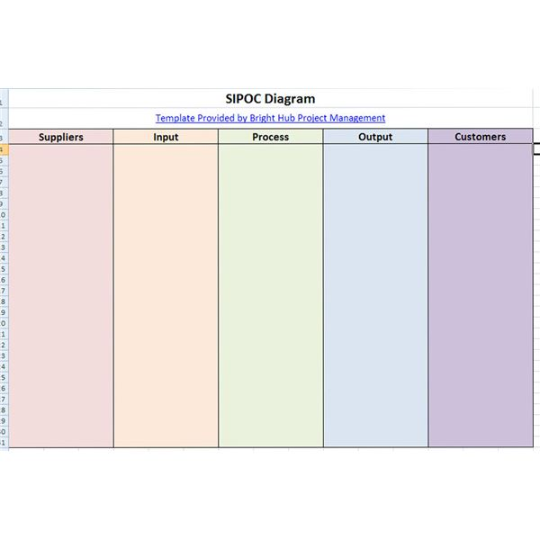 10 Free Six Sigma Templates Available to Download Fishbone Diagram - pick chart