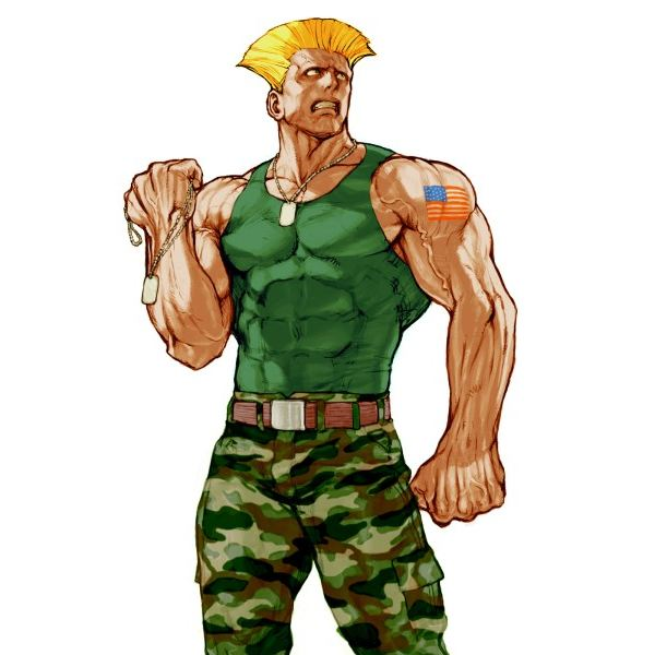 Mk Name Wallpaper Hd All About Guile In Street Fighter