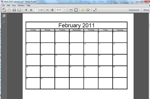 making a photo calendar free - Ukransoochi